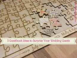 wedding guest sign in book l arabesque events 5 guestbook ideas to your wedding guests