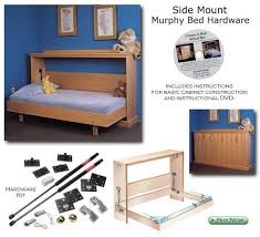 King Size Folding Bed King Size Murphy Bed Hardware Kit Throughout For Horizontal Mount