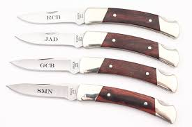 Buck Kitchen Knives by Buck Squire 501