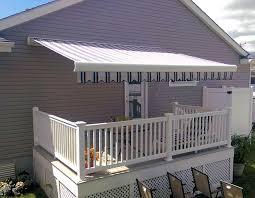 Deck Awning Residential Portfolio Bill U0027s Canvas Shop