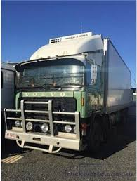 f12 for sale 1983 volvo f12 refrigerated truck for sale australian transport