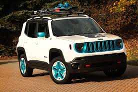 turquoise jeep accessories jeep and ram preview sema concepts