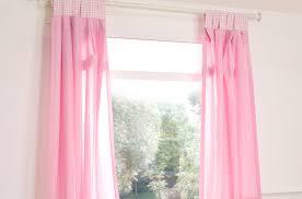 Pink Gingham Curtains Pink Gingham Curtains Cbc