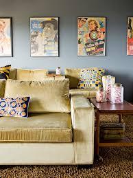 Houzz Media Room - media room decor houzz