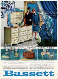Bassett Bedroom Furniture Provencaux Bedroom Furniture From Bassett 1964 Click Americana