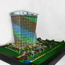 exhibition interior miniature architectural model maker