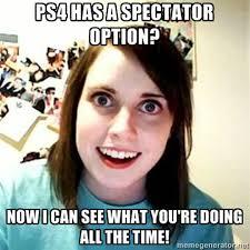 Playstation 4 Meme - ps4 touts it s friends list cap doubles that of xbox one
