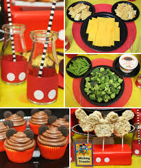 mickey mouse party mickey u0027s clubhouse party at birthday in a box