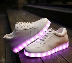 ladies light up shoes led sneakers light up shoes led shoes light up by bubbblegumdisco