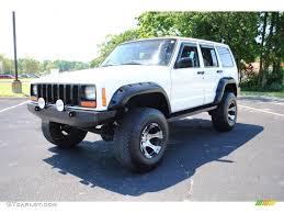 jeep cherokee white stone white 1997 jeep cherokee sport 4x4 exterior photo 68410052