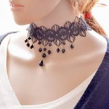 lace collar choker necklace images Choker elegant collar ksvhs jewellery jpg