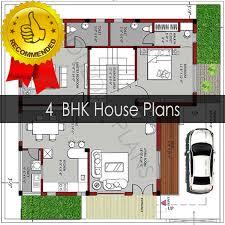 4bhk house 4 bedroom house plans houzone