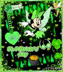 minnie mouse s day minnie mouse as tinkerbell on st s day picture 85734467