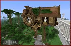 Minecraft Treehouse by XLuminareX on DeviantArt