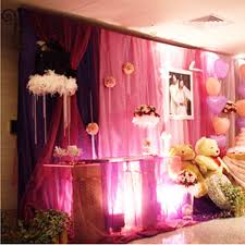 10 0 75m wedding gauze curtain marriage room decoration yarn