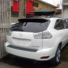 lexus rx330 bluetooth 2006 lexys rx330 for sale autos nigeria
