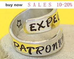 harry potter inspired engagement ring harry potter ring etsy