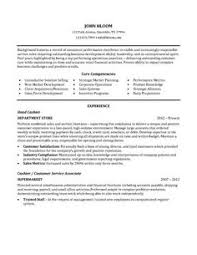 Customer Service Resume Template Free Customer Service Resume Template Adsbygoogle U003d Window