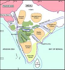 the geology of the barmer basin rajasthan india and the origins