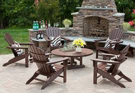 Polywood Patio Furniture by Amazing Recycled Plastic Outdoor Furniture 2015 U2014 Decor Trends