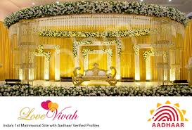 indian wedding decoration indian wedding decoration lovevivah matrimony
