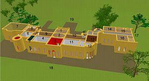100 waddesdon manor floor plan tnm floor plan jpg rothschild family wikivisually