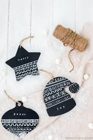 mud cloth ornaments ornament and craft