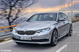 bmw 2 series gran coupe rumored to be front wheel drive