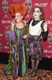 nyc halloween party bette midler resurrects her