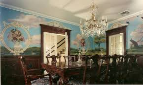 awesome dining room murals gallery home design ideas bonnie siracusa murals fine art