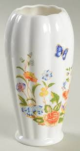 Vase Deco Aynsley John Cottage Garden At Replacements Ltd Page 1