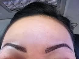 3d eyebrow los angeles