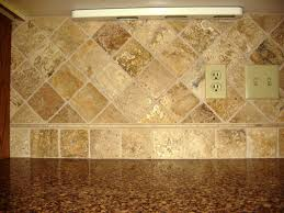 travertine accent tile replace cabinet doors only granite