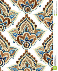watercolor indian ornament stock illustration image of decorative