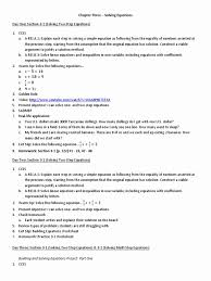solving two step equations worksheet luxury e variable inequalities worksheet systems of equations word