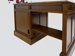 Computer Schreibtisch Schreibtisch Computerschreibtisch Büromöbel Massivholz Mit