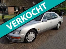 lexus ls400 1997 lexus ls 400 1997 benzine occasion te koop op autowereld nl