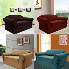 canap amovible nouveau 2 places facile stretch fit canapé amovible couvercle housse