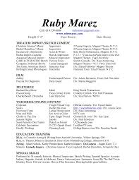 Resume Accents Late October 2013 Resume