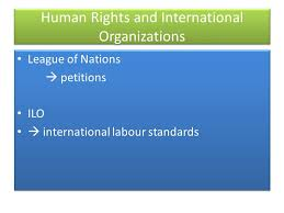 international organizations for human rights international human rights human rights and international