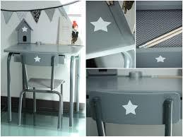 bureau customisé un nouveau regard relooking d un bureau pour enfant en bois