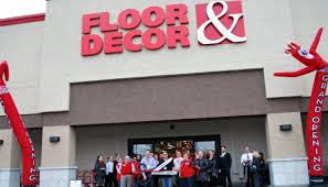 floor and decor garner professional profile