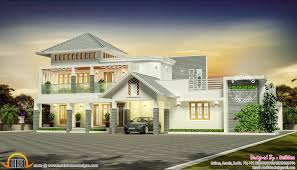 modern architectural house design contemporary home designs kerala