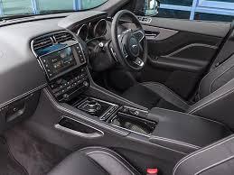 jaguar f pace grey 2017 jaguar f pace 3 0 td v6 autovogue