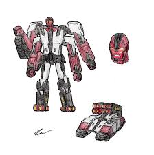 fourarms transformer tclego deviantart