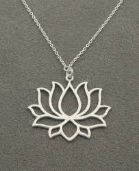 flower silver necklace images Sandi pointe virtual library of collections jpg