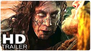 pirates caribbean 5 extended trailer 3 2017