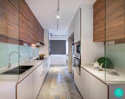 kitchen galley ideas kitchen stylish beautiful white galley kitchen ideas with