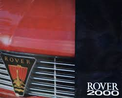rover 2000 brochure 1966 vintage car ads board 2 pinterest