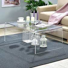 square lucite coffee table square acrylic coffee table brilliant coffee table coffee table